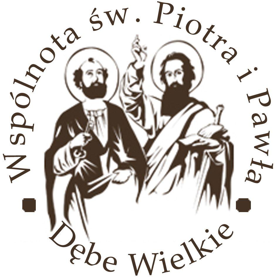 Strona Wspólnoty Świętych  Piotra i Pawła w Dębem Wielkim